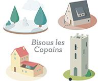 Bisous les Copains #01