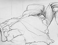 April Sketches