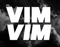 Vim SM | Free Typeface