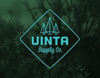 Uinta Supply Co. – Branding, Packaging, Clothing.