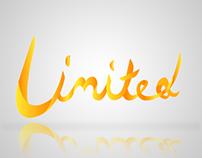 """""""Limited"""" Logo Design Illustration"""
