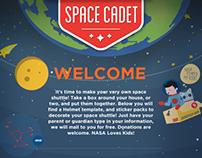 NASA - Space Cadet