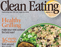 Clean Eating Redesign