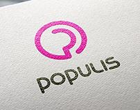Populis corporate identity