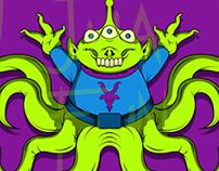 LGM ( Little Green Monster )