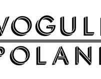 VOGULE POLAND LOGO