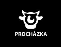 The butchery PROCHAZKA logotype/CI & interier