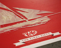 Kit Kat White- The Final Fifty