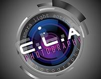 C.L.A Photography logo creation