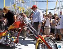 Orange County Choppers Motocoaster