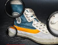 Replay - DEM Footwear Concept