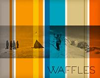 Waffles Logo — Progress