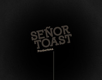 SEÑOR TOAST website preview