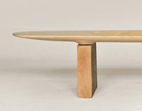 Comb Table on Blocks