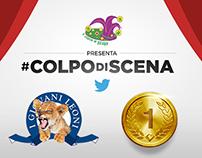 #ColpoDiScena