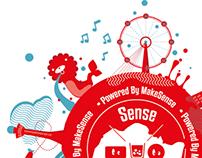Logo l MakeSense Singapore