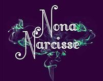 Nona Narcisse logo and press kit