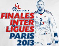 Finales Interligues Handball   Paris 2013