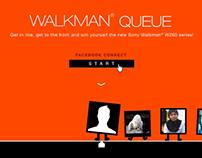 Sony Walkman Q