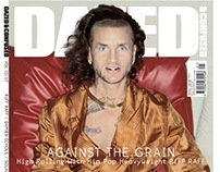 Dazed & Confused Cover Feature - RiFF RAFF - Jan '13