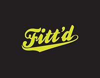 Fitt'd - Branding/T-shirt Design