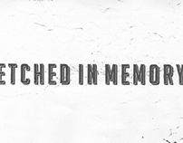 Etched In Memory Exhibition