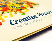 Creative Sweet, Lamar University Graphic Design Show