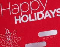 Hunt Marketing Group Holiday Card 2009