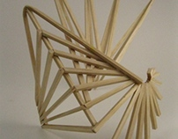 Movement Study with Sticks