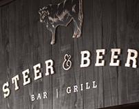 Steer & Beer - Branding