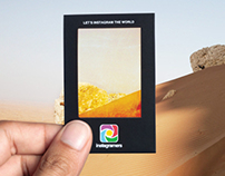 Instagramers Business Card