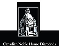 Canadian Noble House Diamond Logo Sample