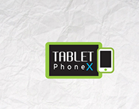 Re-Branding of Tablet Phone X