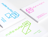Styria Digital - Branding