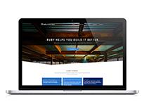 Ruby and Associates Responsive CMS Website