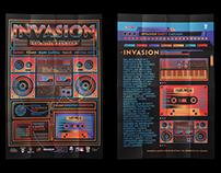 Invasion 3rd Anniversary