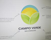 Logotipo Campo verde.