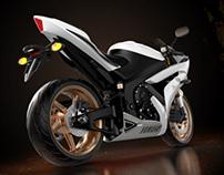 Motorbike Visualization