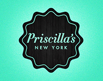 Project for New York Bakery Priscilas