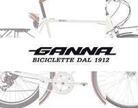 GANNA bicycle - photography