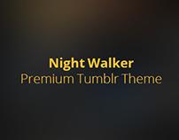 Night Walker - Premium Tumblr Theme