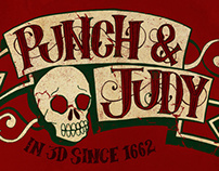Punch and Judy, prints and T's Society6