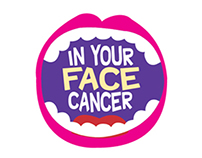 Cancer Research UK Slam Stickers