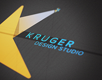 KRUGER Corporate and Brand Identity