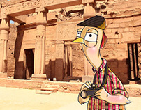 Fried me in Luxor