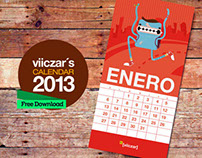 Viiczar's Calendar 2013