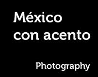 México con acento