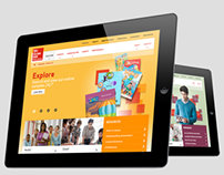 McGraw-Hill Education - Redesign - 2013