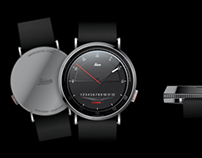 Leica W6_ watch concept