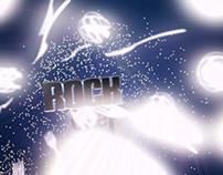 """Rock Chef"" - opener for broadcast TV program"